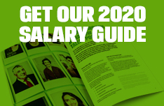 Get our 2019 Salary Guide