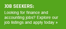 Job Seekers: Looking for finance and accounting jobs? Exmplore our job listings and apply today