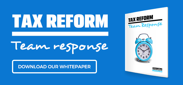Tax Reform | Team Response
