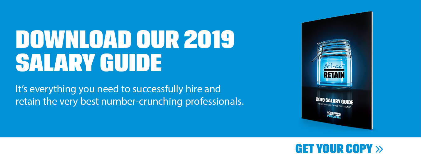 Download our 2019 Salary Guide!